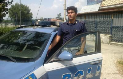 Polizia stradale in azione sulle strade nolane