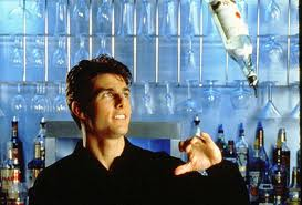 "Tom Cruise in ""Cocktail"""