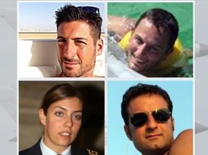 I 4 piloti
