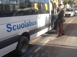 27.01.2015 - CONTROLLI A SCUOLABUS