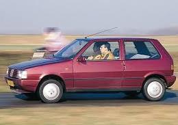 La Fiat Uno