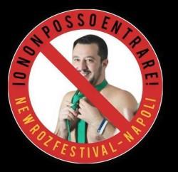 """Musica: festival musicale a Napoli """"vietato a Salvini"""""""
