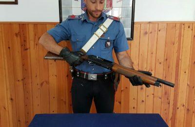 23.08.2016 Pompei CC fucile-2