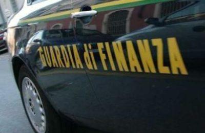 Foto generica auto guardia finanza / FOTO MIMMO TROVATO