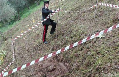 carabinieribombacalabritto