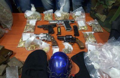 droga ed armi