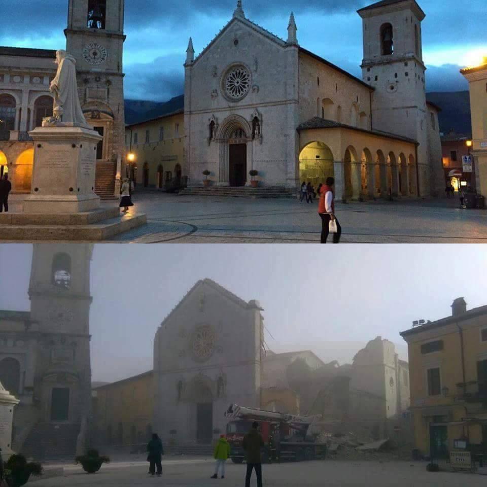 Terremoto: nuova forte scossa Avvertita anche nel Lecchese