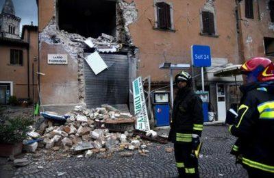 Terremoto in Valnerina