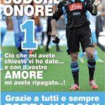 La pagina del Corriere, clicca per ingrandire