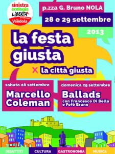 MANIFESTO FESTA SEL