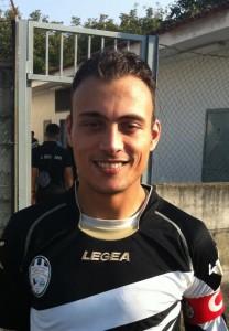 Il capitano Emanuele Sena