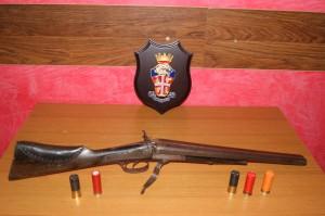L'arma ritrovata