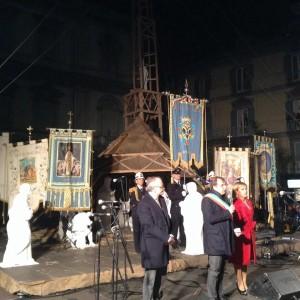 Biancardi in piazza Duomo