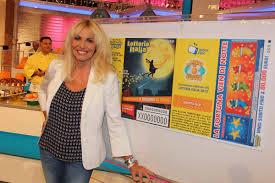 Antonella Clerici, madrina della Lotteria Italia
