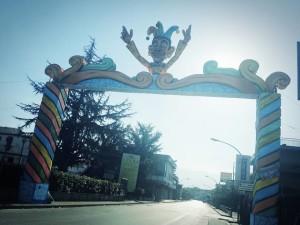 La porta del Carnevale