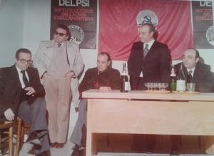 Aniello Virtuoso, secondo da sinistra (foto Nicola De Luca)