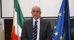 Il prefetto Ennio Blasco