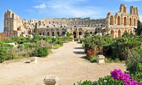 L'anfiteatro di El Jem