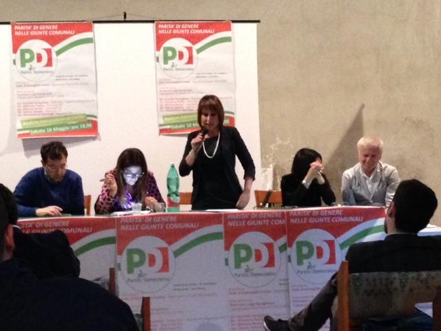 Giunta maschilista pd sfida in casa il sindaco di for Deputate pd donne elenco