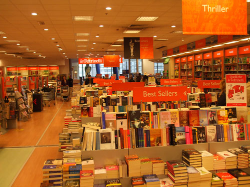 Lavoro natale 2014 alle librerie la feltrinelli e nei for Sito della feltrinelli