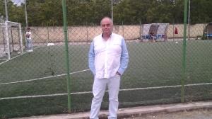L'ex ds del Cicciano Gaspare Scala