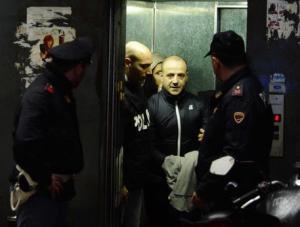 """Il boss Antonio Ciccarelli, detto """"Tonino 'a monnezza"""""""