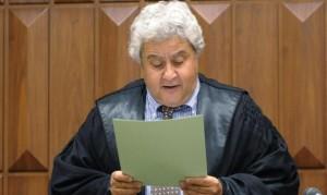 Avolio, presidente Tribunale di Trento