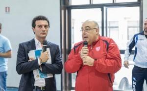 Guido Pasciari direttore tecnico sitting volley femminile