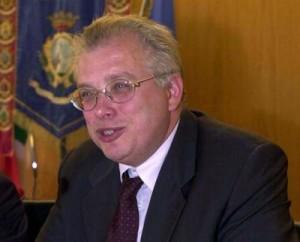 Il senatore Lucio Barani