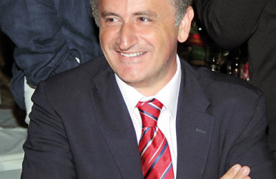 Giosy Ferrandino sindaco Ischia
