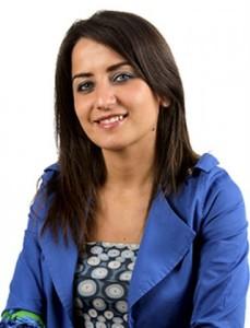 L'assessore Giovanna Napolitano