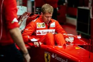 Vettel (Ferrari): per lui 4° tempo