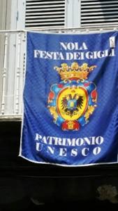 bandiera gigli unesco