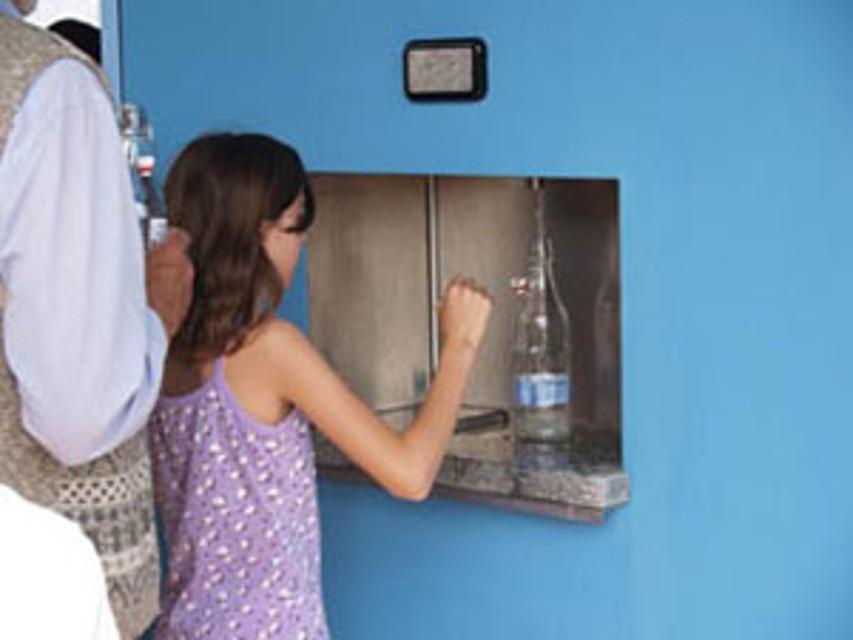 """La Gori inaugura la """"Casa dell'acqua"""" a Saviano"""