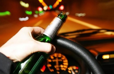 ubriaco alla guida