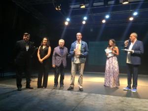 Luca Milesi premiato per regia e migliore compagnia