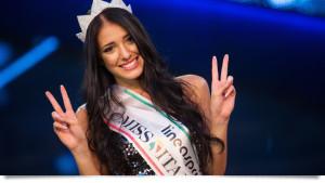 Clarissa Marchese, 21 anni, siciliana miss Italia 2014