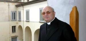 Il vescovo di Nola Beniamino Depalma