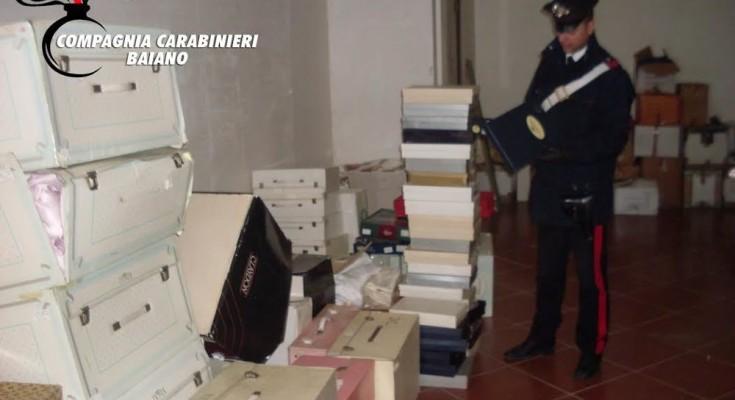 separation shoes 8ee99 242f5 Vende biancheria rubata, 60enne denunciata ad Avella ...