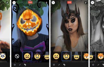 Facebook per Halloween