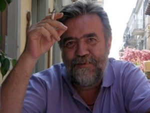 Il poeta greco Sotirios Pastakas