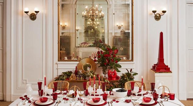 Tradizionale lussuosa o eco sostenibile 3 idee per la - Apparecchiare una tavola elegante ...