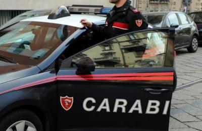 San Gennaro Vesuviano, picchia il figlio disabile: arrestato