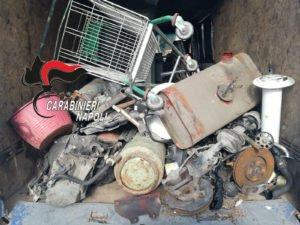 Nola, trasportano rifiuti speciali senza autorizzazione: fermati e denunciati