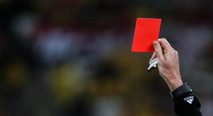 Marzano di Nola, rissa dopo un cartellino rosso: denunce e 5 daspo