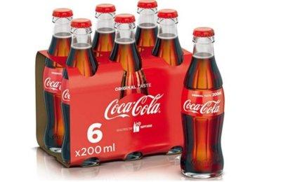Ritirati alcuni lotti di Coca Cola: nelle bottigliette di vetro possibile presenza di corpi estranei
