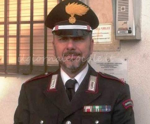 Cicciano, il comandante Giuseppe Giudice lascia la stazione e va a Vico Equense