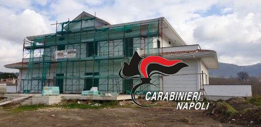 Nola e San Paolo Bel Sito, lavoro sommerso e mancata sicurezza: denunciati due imprenditori