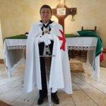 Cicciano, Carmine Russo è un nuovo cavaliere templare