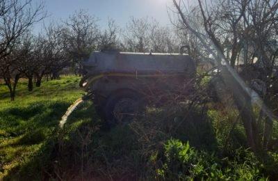 Scaricava liquami delle case in un terreno: denunciato 50enne di Somma Vesuviana